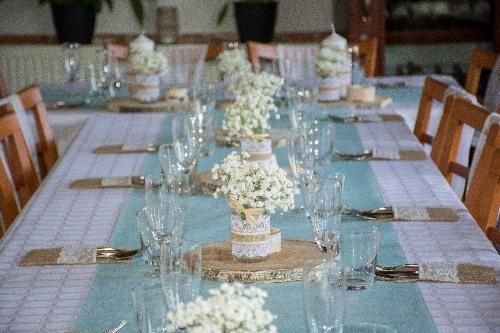 Půjčovna svatebních dekorací